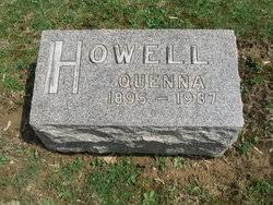 Quenna Myrtle Howell (1894-1987) - Find A Grave Memorial