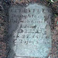 Celestia Priscilla Jones (1841-1844) - Find A Grave Memorial