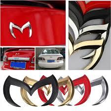 Buy 3d Bat Batman Metal Car Emblem Badge Sticker Decal For Mazda 3 5 6 Bazaargadgets Com