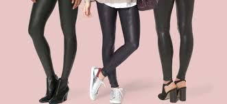 wear leather pants to work for women