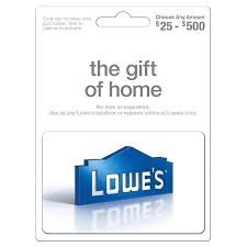 lowe s variable gift card walgreens