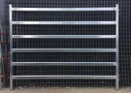 Galvanized Square Tube Livestock Fence Panel With 40x40mm For 1 5mm Thickness Used In New Zealand For Sale Cattle Yard Panels Manufacturer From China 108155166