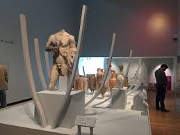 Innovation (and Submersion) at the Ashmolean Museum