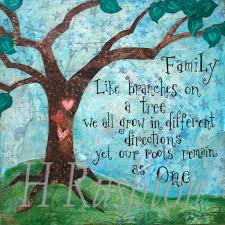 family like branches on a tree quote amo