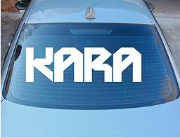 Kara Kpop Group Idol Singer 7 Inch Whi Buy Online In Bahamas At Desertcart