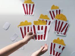 Como Hacer Invitaciones De Cumpleanos De Cine