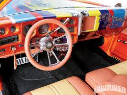 steering wheel lowrider