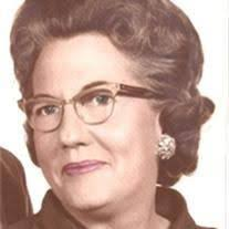 Beulah Maxine West Obituary - Visitation & Funeral Information