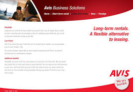 Avis Business Solutions - PDF Free Download