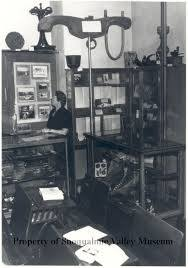 PO.075.0470 - Old Museum in North Bend High School classroom. Mrs ...