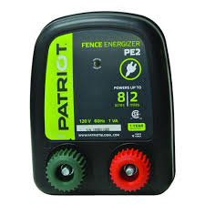 Patriot Pe2 Fence Energizer 0 10 Joule 819957 The Home Depot