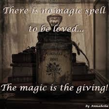 magic quotes tumblr