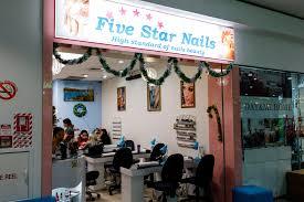 five star nails s nail and