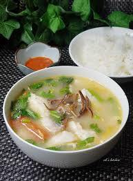 Chinese fish soup recipe ...