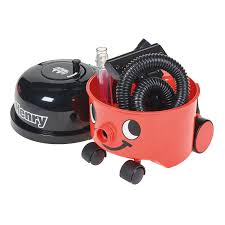 toy henry vacuum cleaner is just like
