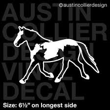 Pin On Horse Breed Vinyl Decals Stickers