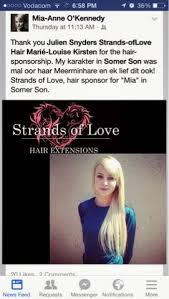 strands of love hair extensions fanclub