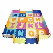 Extra Large 5ft X 6ft Foam Puzzle Floor Mat For Kids Baby Play Mat With Fence Baby Gyms Play Mats Baby Worldenergy Ae