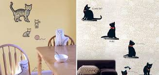 More Than 50 Cool Ideas For Cat Themed Room Design Digsdigs Cat Themed Bedroom Room Themes Cat Bedroom