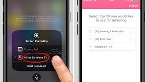 iphone to samsung tv without apple tv