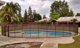 Pool Fence Los Angeles Ca King S Pool Fencing