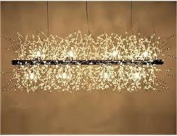 restaurant led artistic pendant lamp