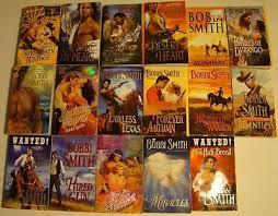 17 BOBBI SMITH Historical Romance Lot HALFBREED WARRIOR   #137110461
