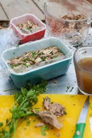 how to make homemade head cheese