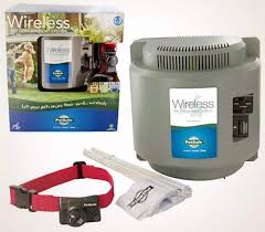 Petsafe Wireless Pet Containment System Pif 300 Fast Dogs