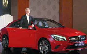 Mercedes may miss sales target in 2016 - The Hindu