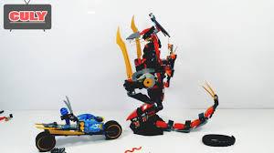 Lego Ninja Go Robot quái vật rắn khổng lồ bric toy for kids đồ ...