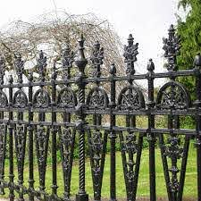 Cast Iron Railings Gates And Fencing