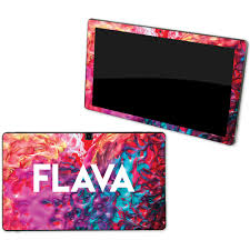 Skin For Nuvision Supreme 1001 Tablet Flava Mightyskins Protective Durable And Unique Vinyl Decal Wrap Cover Easy To Apply Remove And Change Styles Walmart Com Walmart Com