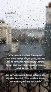 dipaksa berubah menjadi hujan hujan