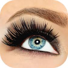 eyelashes photo editor face beauty