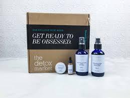 the detox box subscription box review
