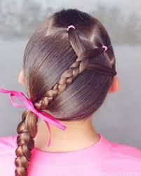 بالصور تسريحات شعر للاطفال اسهل الخطوات للشعر فى البيت هل تعلم