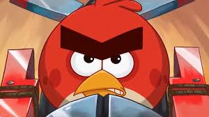Angry Birds Go wallpaper 5