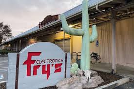 is fry s electronics in trouble