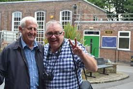 Bill Smith of the Quarrymen (left) and Stevie T - Picture of The Beatles  Tour with Mop Top Tours, Liverpool - Tripadvisor