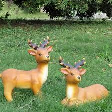 garden decorative resin outdoor animal