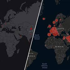 Coronavirus, com'è cambiata la mappa del contagio in sole cinque ...