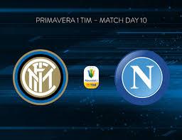 Primavera 1 TIM, Inter-Napoli live su Inter TV e inter.it