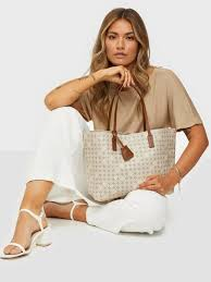 Shop By Malene Birger Abigail - Wood | Bags - Nelly.com