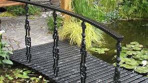 garden bridge ideas landscape garden