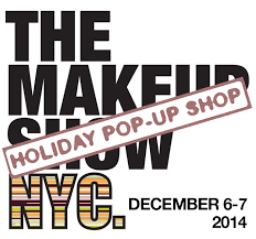 the makeup show nyc holiday pop up