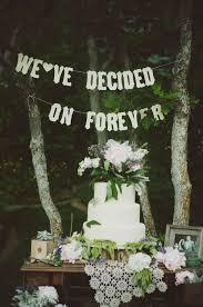 33 simple wedding decor diys