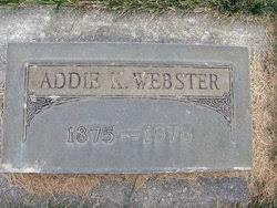 Addie King Hechtner Webster (1875-1976) - Find A Grave Memorial