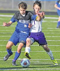 Allen East blanks Ada - The Lima News