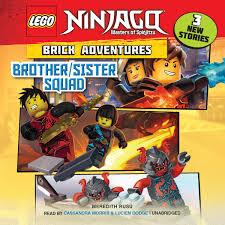 LEGO Ninjago: Brick Adventures #1: Brother/Sister Squad ...